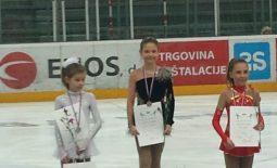 Julija Lovrenčič-Državna prvakinja v kategoriji Deklice B