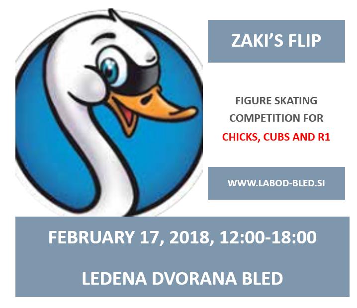 ZAKI'S FLIP 2018