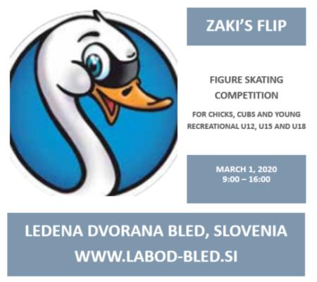 ZAKI'S FLIP 2020